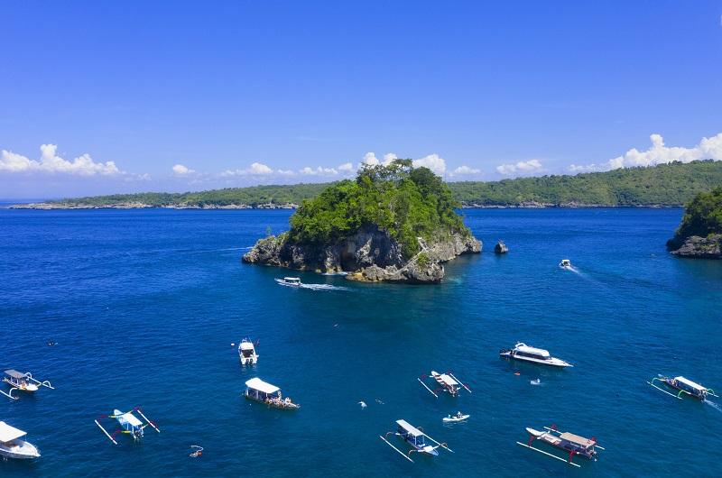Nusa Penida - Crystal Divers Bali