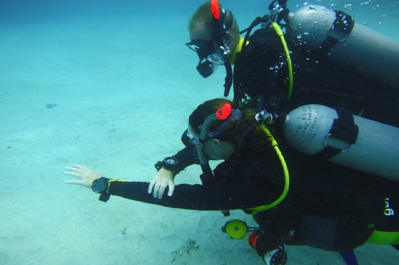 PADI Advanced Open Water Course - crystal Divers - Bali (2)